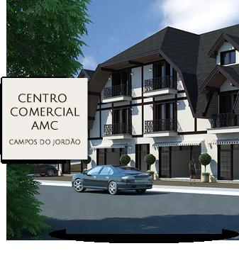 Centro Comercial AMC - Campos do Jordão